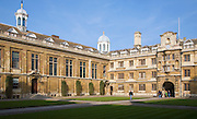 Clare College, University of Cambridge, England