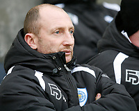 Photo: Steve Bond/Sportsbeat Images.<br />Leicester City v West Bromwich Albion. Coca Cola Championship. 08/12/2007. Ian Holloway looks on