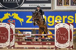 De Winter Jeroen, BEL, Kentucky Tms Z<br /> Pavo Hengsten competitie - Oudsbergen 2021<br /> © Hippo Foto - Dirk Caremans<br />  22/02/2021