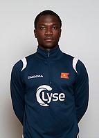 Fotball<br /> 2012 Tippeligaen<br /> Eliteserien<br /> portrett<br /> portretter Viking <br /> King Osei Gyan