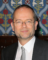 Paul Blomfield MP, British Labour MP and long standing member of the Anti-Apartheid Movement, Mandela: Long Walk to Freedom screening - The day after Nelson Mandela's state funeral in South Africa, Palace of Westminster, Houses of Parliament, London UK, 16 December 2013, Photo by Richard Goldschmidt