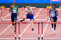 WARHOLM Karsten Team NORWeltmeister Finale 400m Huerden IAAF LA Weltmeisterschaften 2019 in Doha am 30.09.2019 Khalifa International Stadion  WARHOLM Karsten Team NORWorld Champion Final 400m Hurdles IAAF LA World Championships 2019 in Doha on 30 09 2019 Khalifa International Stadium <br />  Norway only