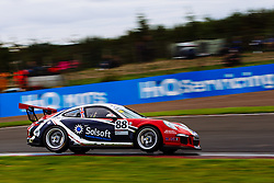 Dino Zamparelli | Bristol Sport Racing | #88 Porsche 911 GT3 Cup Car | Porsche Carrera Cup GB | Qualifying - Mandatory byline: Rogan Thomson/JMP - 07966 386802 - 22/08/2015 - MOTORSPORT - Knockhill Racing Circuit - Dunfermline, Scotland - BTCC Meeting Day 1.
