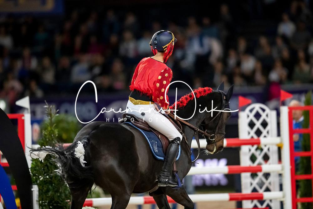Blum Simone, GER, Con Touch S<br /> Stuttgart - German Masters 2018<br /> © Hippo Foto - Stefan Lafrentz