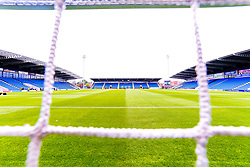 A general view of the Proact Stadium, home to Chesterfield - Mandatory by-line: Ryan Crockett/JMP - 20/07/2019 - FOOTBALL - Proact Stadium - Chesterfield, England - Chesterfield v Rotherham United - Pre-season friendly