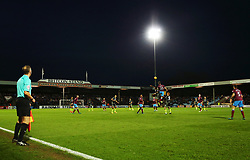 A general view during play at Glanford Park - Mandatory by-line: Matt McNulty/JMP - 11/11/2017 - FOOTBALL - Glanford Park - Scunthorpe, England - Scunthorpe United v Bristol Rovers - Sky Bet League One