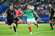 Mexico v New Zealand 220617