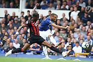 Everton v Huddersfield Town 010918