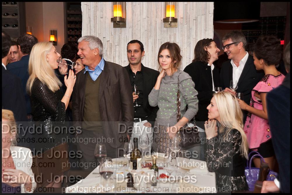 LARRY GAGOSIAN; REMY TESSIER; DASHA ZHUKOVA; NEVILLE WAKEFIELD; JAY JOPLING; RACHEL BARRETT,CAROLE TESSIER, ( SEATED) , Aby Rosen & Samantha Boardman Dinner at Solea,Collins ave,  Miami Beach. 2 December 2010. -DO NOT ARCHIVE-© Copyright Photograph by Dafydd Jones. 248 Clapham Rd. London SW9 0PZ. Tel 0207 820 0771. www.dafjones.com.<br /> LARRY GAGOSIAN; REMY TESSIER; DASHA ZHUKOVA; NEVILLE WAKEFIELD; JAY JOPLING; RACHEL BARRETT,CAROLE TESSIER, ( SEATED) , Aby Rosen & Samantha Boardman Dinner at Solea,Collins ave,  Miami Beach. 2 December 2010. -DO NOT ARCHIVE-¬© Copyright Photograph by Dafydd Jones. 248 Clapham Rd. London SW9 0PZ. Tel 0207 820 0771. www.dafjones.com.
