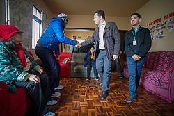 Porto Alegre, RS 06/09/2019: A prefeitura entregou nesta sexta-feira (6), o Serviço de Residencial Terapêutico Lar da Amizade, localizado no bairro Vila Ipiranga, na Zona Norte da Capital. O espaço pode acolher até dez pessoas com transtornos mentais crônicos e necessidade de cuidados de longa permanência, funcionando 24 horas por dia, todos os dias da semana. Foto: Jefferson Bernardes/PMPA
