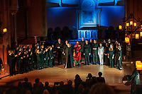 """The Boston Camerata presented """"Daniel - A Medieval Masterpiece Revisited"""" at First Church in Cambridge, MA on January 25, 2020."""