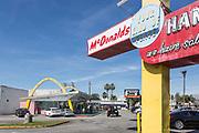 Mc Donald's on Lakewood Blvd in Downey California