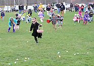 Easter Egg Hunt At Russell Elliot Field In Feasterville, Pennsylvania