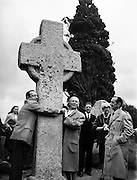 Robert Wagner, Mayor of New York, visits Glendalough..27/04/1958 ..Robert Ferdinand Wagner II, usually known as Robert F. Wagner, Jr. (April 20, 1910 - February 12, 1991) served three terms as the mayor of New York City, from 1954 through 1965..His nomination and election as New York City mayor in 1953 caused a rift in the Democratic Party, and instigated a long-standing feud between Eleanor Roosevelt and Carmine DeSapio, Boss of Tammany Hall..During Wagner's tenure as mayor of New York, he built public housing and schools, created the City University of New York system, established the right of collective bargaining for city employees, and barred housing discrimination based on race, creed or color. He was the first mayor to hire significant numbers of people of color in city government. His administration also saw the development of the Lincoln Center and brought Shakespeare to Central Park..In 1956, he ran on the Democratic and Liberal tickets for U.S. Senator from New York, but was defeated by Republican Jacob K. Javits..In the fall of 1957 after the Dodgers and Giants left the city of New York he appointed a commission to see if they could bring back National League baseball to New York. The New York Mets were born out of this committee..Wagner was mayor at the time of the controversial demolition of the original Penn Station, which began on October 28, 1963. In 1965, he signed the law that created the New York City Landmarks Preservation Commission..By the early 1960s, a campaign to rid New York City of gay bars was in full effect by order of Mayor Wagner, who was concerned about the image of the city in preparation for the 1964 World's Fair. The city revoked the liquor licenses of the bars, and undercover police officers worked to entrap as many homosexual men as possible..