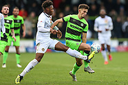Forest Green Rovers v Newport County 061018