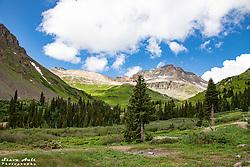 The view to Stony Mountain