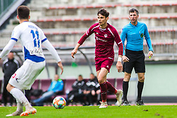 Ivan CRNOV during Football match between NK Triglav Kranj and NK Celje, on May 12, 2019 in Sport center Kranj, Kranj, Slovenia. Photo by Peter Podobnik / Sportida
