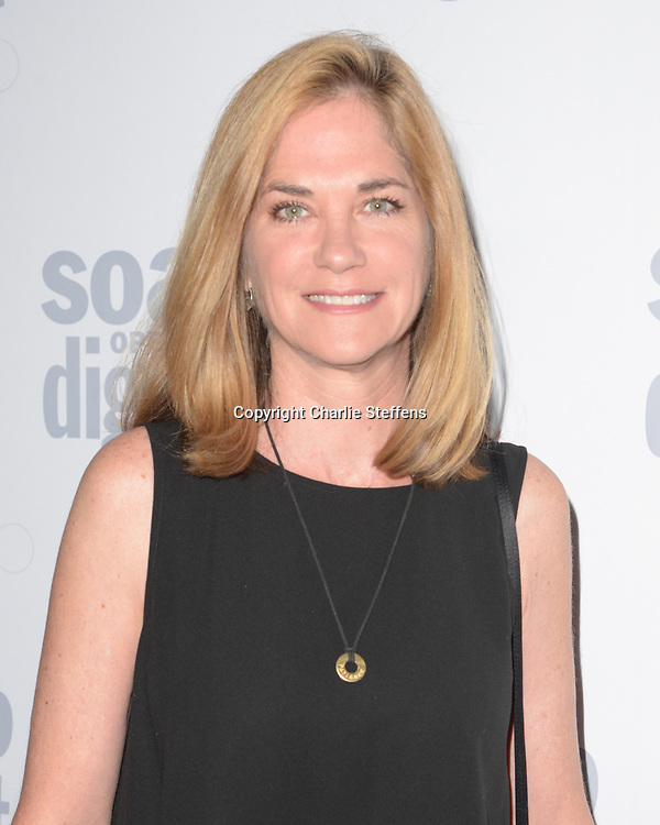 KASSIE DEPAIVA at Soap Opera Digest's 40th Anniversary party at The Argyle Hollywood in Los Angeles, California