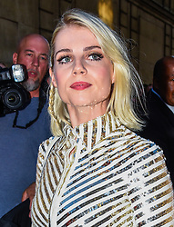 July 4, 2018 - Paris, France - Lucy Boynton (Credit Image: © Panoramic via ZUMA Press)