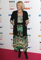 Miranda Richardson, Broadcasting Press Guild 42nd Annual Television & Radio Awards, Theatre Royal Drury Lane, London UK, 11 March 2016, Photo by Brett D. Cove
