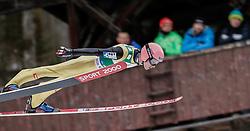04.02.2017, Heini Klopfer Skiflugschanze, Oberstdorf, GER, FIS Weltcup Ski Sprung, Oberstdorf, Skifliegen, im Bild Manuel Fettner (AUT) // Manuel Fettner of Austria during mens FIS Ski Flying World Cup at the Heini Klopfer Skiflugschanze in Oberstdorf, Germany on 2017/02/04. EXPA Pictures © 2017, PhotoCredit: EXPA/ Peter Rinderer