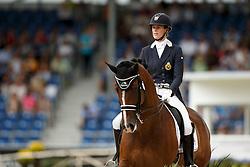 Verwimp Jorinde, (BEL), Tiamo<br /> Grand Prix Special<br /> European Championships - Aachen 2015<br /> © Hippo Foto - Dirk Caremans<br /> 15/08/15