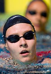 Tamara Miler of Fuzinar Ravne at 36 International swimming meeting City of Ljubljana Cup, on May 21, 2011 in Kodeljevo pool, Ljubljana, Slovenia. (Photo By Vid Ponikvar / Sportida.com)