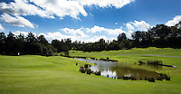 SAINT OMER (France) - Green hole 7. AA Saint-Omer Golf Club. Copyright Koen Suyk