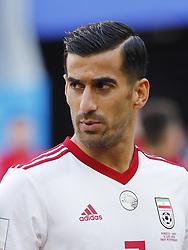 Hamza Mendyl of Morocco