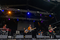 Mamma gun  live at the Bigfoot Festival Ragley Hall Warwickshire one of the first festivals to open successfully in 2021 photo by Mark anton Smith