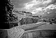 Pont Neuf, River Seine, Paris, France
