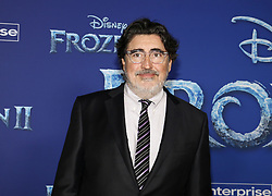 Alfred Molina at the World premiere of Disney's 'Frozen 2' held at the Dolby Theatre in Hollywood, USA on November 7, 2019.