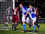 Bristol Rovers v Scunthorpe United 141108