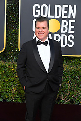 January 6, 2019 - Los Angeles, California, U.S. - Brain Currie from The Greenbook during red carpet arrivals for the 76th Annual Golden Globe Awards at The Beverly Hilton Hotel. (Credit Image: © Kevin Sullivan via ZUMA Wire)