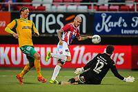 FotballFørstedivisjonTromsø vs Ull/Kisa28.09.14Zdenek Ondrasek, TromsøHenrik Bakke, Ull/KisaFoto: Tom Benjaminsen / Digitalsport
