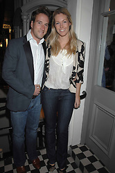 BEN & MARINA FOGLE at a book signing of Lady Annabel Goldsmith's book 'Copper: A Dog's Life' held at Mungo & Maud, 79 Elizabeth Street, London SW1 on 20th February 2007.<br /><br />NON EXCLUSIVE - WORLD RIGHTS