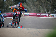 #313 (KIMMANN Niek) NED at Round 10 of the 2019 UCI BMX Supercross World Cup in Santiago del Estero, Argentina