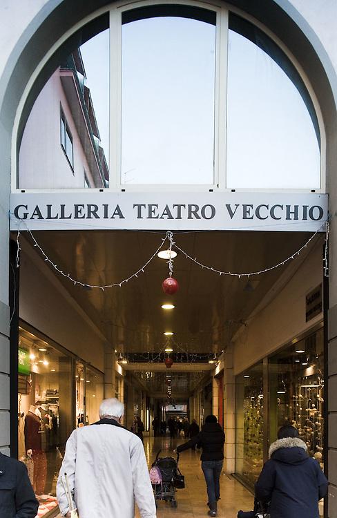 Mestre (Venezia) - Galleria Teatro Vecchio