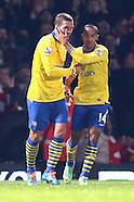 West Ham United v Arsenal 261213