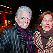 NLD/Breda/20110228 - Premiere Masterclass, Ben Cramer en partner Carla van der Waal