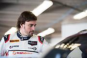 January 24-28, 2018. IMSA Weathertech Series ROLEX Daytona 24. Fernando Alonso, 2x World Champion F1 driver, United Autosports