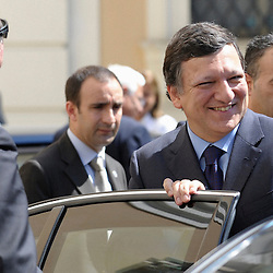 Italy - Rome - 19 May 2009 - European Maritime Day - Barroso - Borg Meeting - José Manuel BARROSO , President of the European Commission  © EC/CE