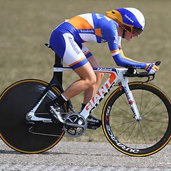 Energieswacht Tour stage 3 Winsum Lucinda Brand