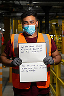 Worked at Amazon for 2 years. He is from Pakistan.