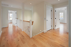 7816 Aberdeen new construction kitchen, full complete construction hallway stairs VA2_229_899