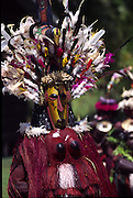 Papua New Guinea, Murik Lake, Dancer<br />