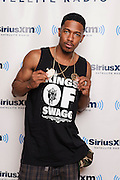 Portraits of actor/ TV personality Nick Cannon at SiriusXM Studios, NYC. August 15, 2012. Copyright © 2012 Matthew Eisman. All Rights Reserved.