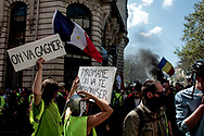 Slogan says: Pyromaniac, we will burn you. We will win.