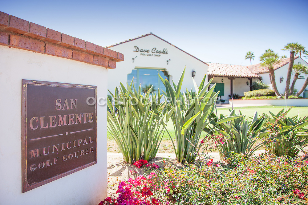 San Clemente Municipal Golf Course and Dave Cook's Golf Shop