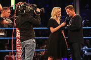BOXEN: EC Boxing & SES Boxing, Hamburg, 18.01.2020<br /> Schauspieler Till Schweiger im Interview<br /> © Torsten Helmke